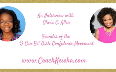 """The """"I Can Be"""" Girls Confidence Conference Interview with Olivia Allen"""