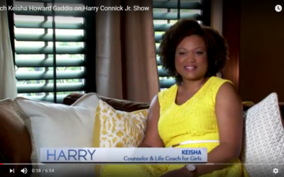 Coach Keisha on the Harry Show!